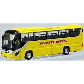 フェイスフルバス 1/80 ダイキャストスケールモデル はとバス