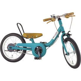 ケッターサイクル 14インチ 子供用自転車(ブルーミングターコイズ)