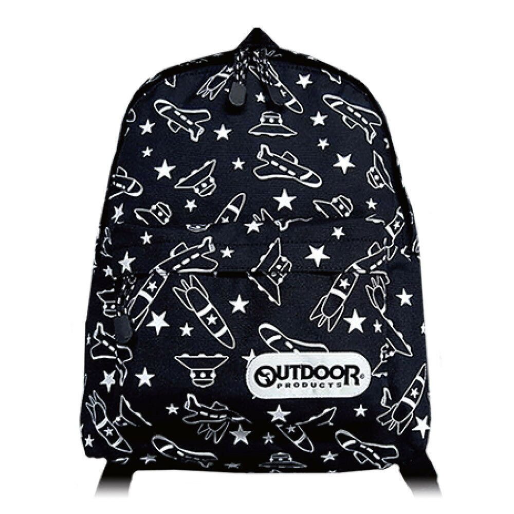 OUTDOOR PRODUCTS KIDS チアフルデイパック 宇宙