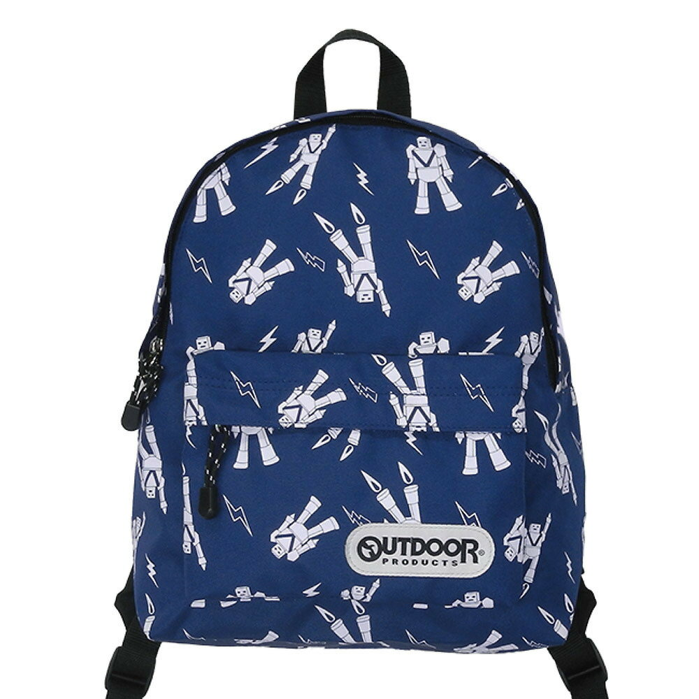 OUTDOOR PRODUCTS KIDS チアフルデイパック ロボット