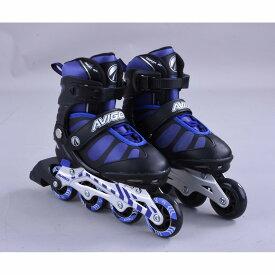 トイザらス AVIGO Aブレード インラインスケート ブルー(22.5-24cm)