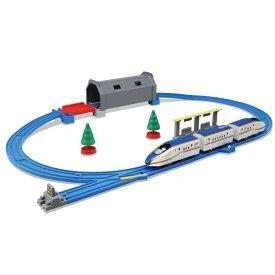 プラレール トンネルを照らそう!ライト付E7系新幹線かがやきベーシックセット