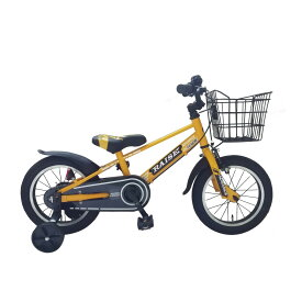 トイザらス限定 14インチ 子供用自転車 RAISE レイモア(イエロー)