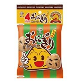 おにぎりせんべい4連【お菓子】