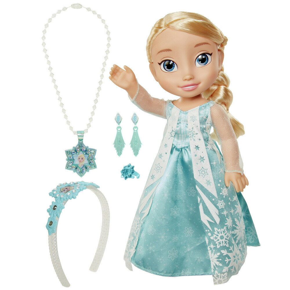 トイザらス限定 <アナと雪の女王>アクセサリーセット(エルサ)