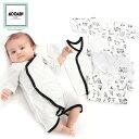 ベビーザらス限定 MOOMIN 新生児肌着5点セット ムーミンファミリー(ホワイト×50-60cm)