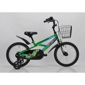 トイザらス限定 16インチ 子供用自転車 KENT インコグニット(ブルーグリーン)
