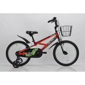 トイザらス限定 18インチ 子供用自転車 KENT インコグニット サンセット