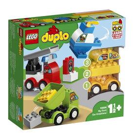 レゴ デュプロ 10886 はじめてのデュプロ いろいろのりものボックス