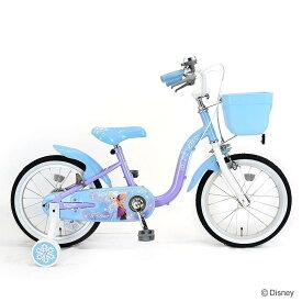 トイザらス限定 18インチ 子供用自転車 アナと雪の女王