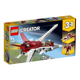 レゴ クリエイター 31086 スーパージェット機