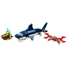 レゴ クリエイター 31088 深海生物