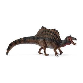 Schleich シュライヒ スピノサウルス(ブラウン)(15009)