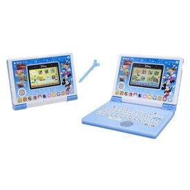 ディズニー&ディズニー/ピクサーキャラクターズ パソコンとタブレットの2WAYで遊べる! ワンダフルドリームタッチパソコン【送料無料】