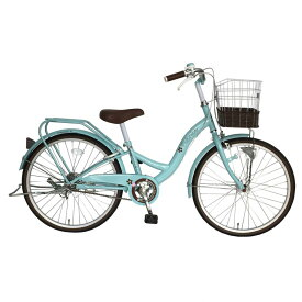 トイザらス限定 22インチ 子供用自転車 ピカケ(ミントブルー)
