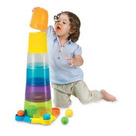 トイザらス限定 ウィンファン積み重ねカップタワー&ボール落とし