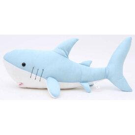 ひんやりぬいぐるみ サメ 約60cm【クリアランス】