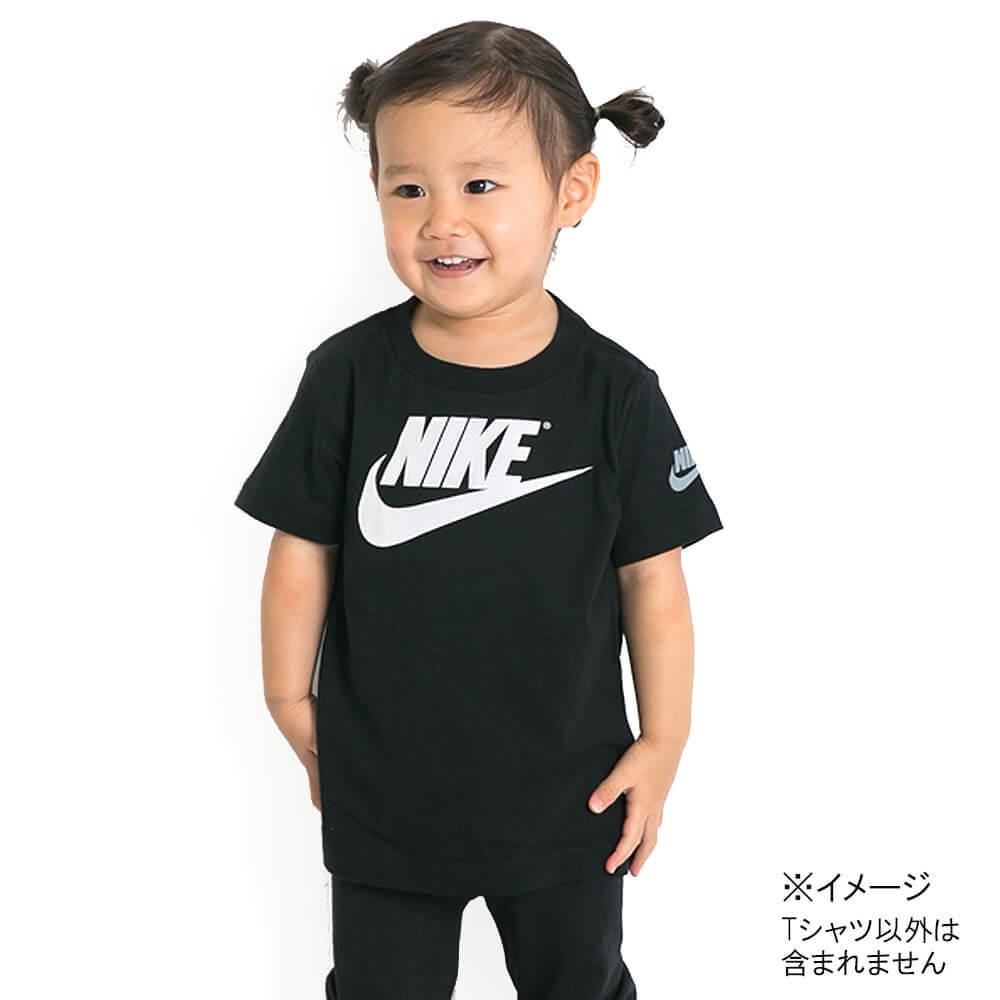 NIKE 半袖 Tシャツ(76E765−023)(ブラック×90cm)