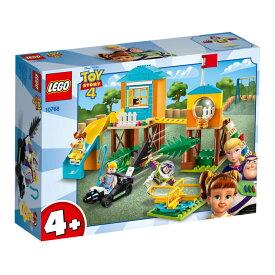 レゴ トイ・ストーリー4 10768 バズ&ボー・ピープの遊び場の冒険