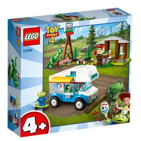 レゴ トイストーリー4 10769 トイ・ストーリー4 RVバケーション
