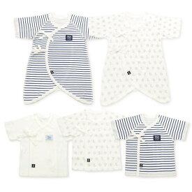 31999595b98b7 POLO 5枚組新生児肌着セット ホワイト 50‐60cm
