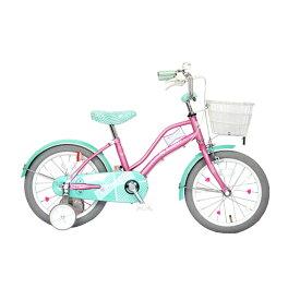 トイザらス限定 16インチ 子供用自転車 Little Angel-19(ピンク)