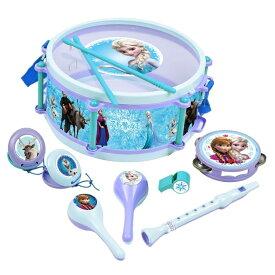 トイザらス限定 アナと雪の女王 ドラム&楽器セット