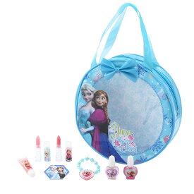 トイザらス限定 アナと雪の女王 ラウンドコスメバッグ