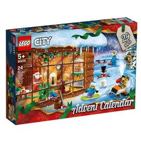 レゴ シティ 60235 レゴ(R)シティ アドベントカレンダー