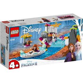 レゴ ディズニープリンセス 41165 アナと雪の女王2 アナとオラフのリバートリップ