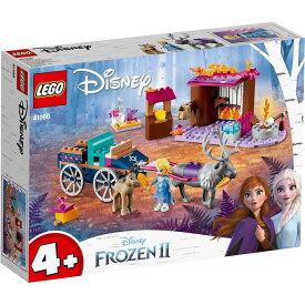 レゴ ディズニープリンセス 41166 アナと雪の女王2 エルサのワゴン・アドベンチャー
