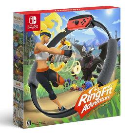 【Nintendo Switchソフト】リングフィット アドベンチャー【送料無料】