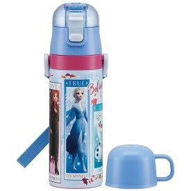 アナと雪の女王2 2WAYステンレスボトル 430/470ml