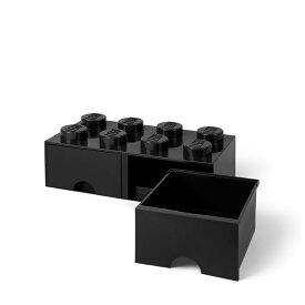 レゴ ブリック ドロワー8 ブラック【レゴ 収納】【オンライン限定】