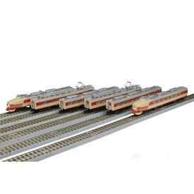 ロクハン 国鉄485系特急形車両 初期型「ひばり」 国鉄色(クロ481) 6両基本セット【オンライン限定】【送料無料】