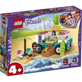 レゴ フレンズ 41397 エマのフレッシュジュース・ワゴン