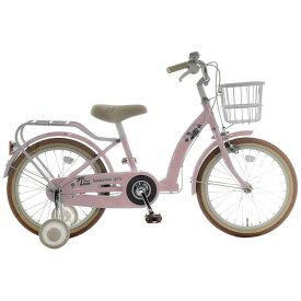 トイザらス限定 16インチ 子供用自転車 ロコモーションガールキッズ(ピンク)