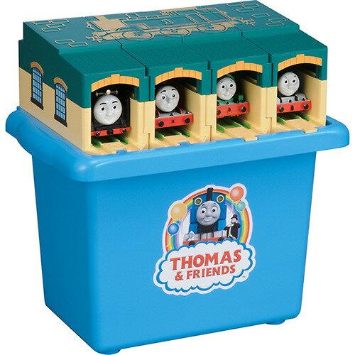 プラレールトーマス きかんしゃトーマス たためるトーマス機関庫