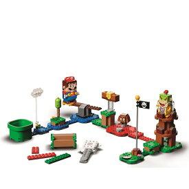 レゴ スーパーマリオ 71360 レゴ(R)マリオ と ぼうけんのはじまり 〜 スターターセット