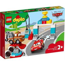 レゴ デュプロ 10924 ライトニング・マックィーンのレースの日
