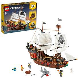 レゴ クリエイター 31109 海賊船【送料無料】