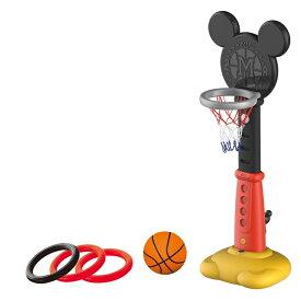 ミッキーマウス バスケットゴールセット