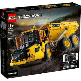 レゴ テクニック 42114 6x6 ボルボ アーティキュレート ダンプトラック【送料無料】
