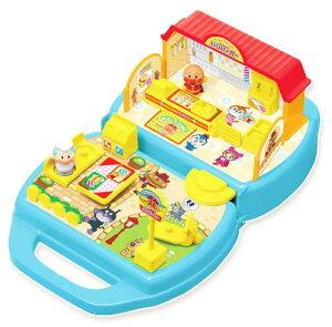 【アンパンマン】【知育玩具】アンパンマン ちいさなまちハンバーガーやさん【おもちゃ グッズ ギミック 知育 男の子 女の子 幼児 子供 こども 遊び フィギュア 人形 プレゼント 誕生日 入