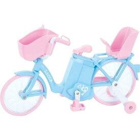 【リカちゃん】【自転車】リカちゃん人形 LF-05 スイスイ走るよ!電動じてんしゃ【おもちゃ グッズ 定番 女の子 お人形 箱入り タカラトミー プレゼント ギフト クリスマス 誕生日 人気 おすすめ リカちゃん人形 りかちゃん人形 電動自転車 おままごと 小物 雑貨】