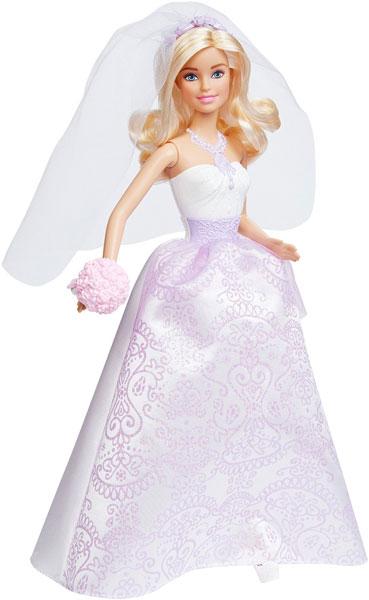 【バービー】【人形】ウエディング バービー【バービー人形 barbie ドール マテル バービィー 女の子 着せ替え お洋服 おしゃれ ファッション おままごと フィギュア メイク プレゼント 誕生日 クリスマス ホワイトデー 結婚式 ドレス 衣装 イベント 入学 入園】