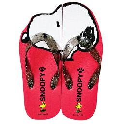 [涼鞋][史努比]Beach sandal 18cm(史努比花紋)[沒有玩具商品雜貨小孩女士小孩小孩財花生人物喜愛的漂亮的休閒遊泳池海灘海紅紅狗狗的贈品促銷沒有玩具商品雜貨小孩女士小孩小孩財花生人物喜..