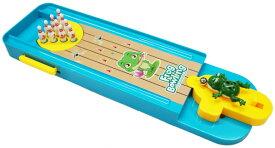 ぴょん助のボーリングゲーム【 おもちゃ 玩具 ボーリング 】