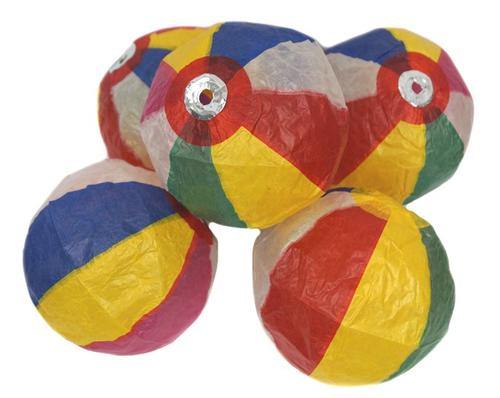 J2.3 5号紙風船 50個セット(1個あたり29円)【 おもちゃ 紙フーセン 紙ふうせん イベント 子供会 景品 懐かしのおもちゃ 】