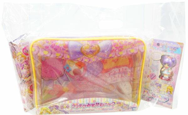 【福袋】プリパラ アイドルタイムDXセット B2 80s【 プリパラ 女の子 おもちゃ 鞄 ポーチ 収納 プリチケ ジュエル 】